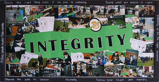 Ethics integrity