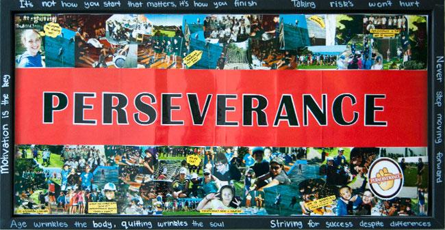 Ethics perseverance
